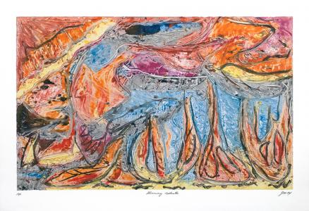 Burning Ghosts, George Cramer. 1994