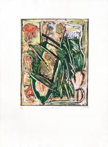 Dinner at Nine, George Cramer. 1994