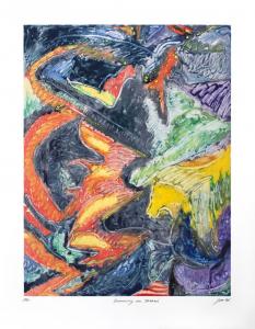 Dreaming of Maui, George Cramer. 1994
