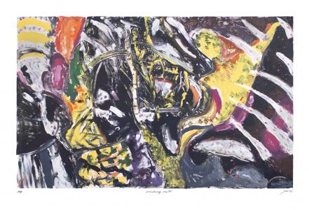 Kicking Out, George Cramer. 1994