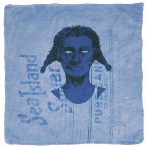 Indigo Blue (Sea Island Pure), e.v. 2/3, Alison Saar. 2016