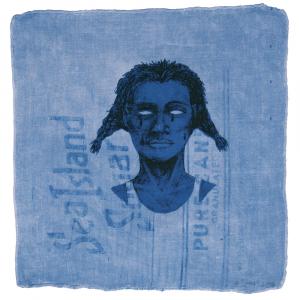 Indigo Blue (Sea Island Pure), e.v. 3/3, Alison Saar. 2016