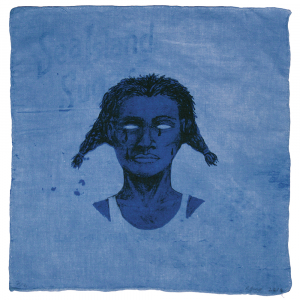 Indigo Blue (Sea Island Sugar), e.v. 2/3, Alison Saar. 2016