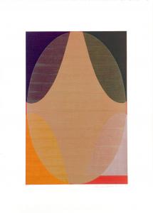 No Title (middle), Sam Gilliam. 2002