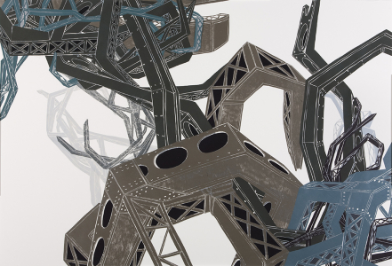 Half-Life No. 4, Nicola López. 2007