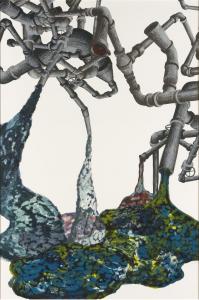 Half-Life (Pipes and Sludge), Nicola López. 2007
