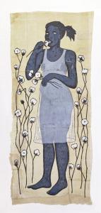 Cotton Eater, e.v. 2/6, Alison Saar. 2014