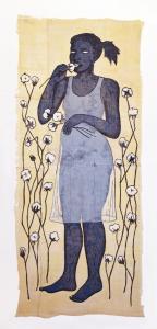 Cotton Eater, e.v. 6/6, Alison Saar. 2014