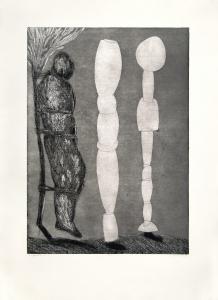 Figures, Gronk. 1994