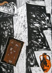 Cubist, Italo Scanga. 1989