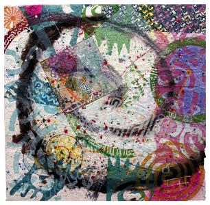 "Strange Winds Blow #1 ""Diamonds in the Sky"", William Weege. 2015"