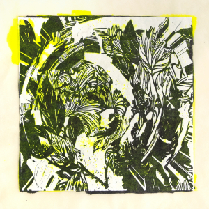 """スピナ (""""spinner"""") 5, Judy Pfaff. 2017"""