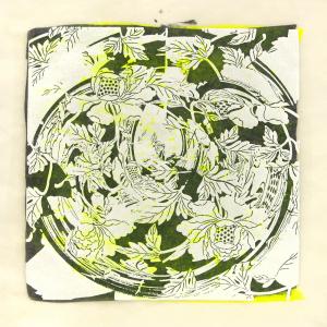 """スピナ (""""spinner"""") 11, Judy Pfaff. 2017"""