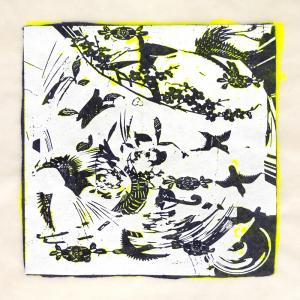 """スピナ (""""spinner"""") 12, Judy Pfaff. 2017"""