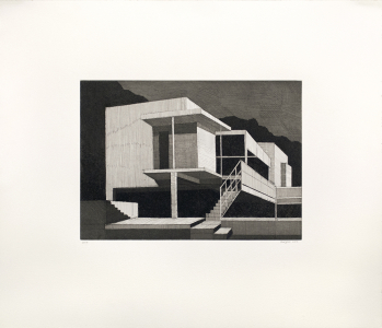 Eileen Gray's E-1027 House, Andrew Burgess. 2016