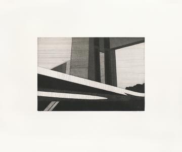 Hong Kong Abstraction, Andrew Burgess. 2016
