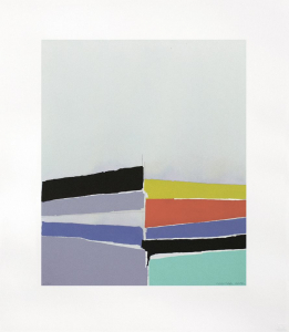 Humber River Estuary (gray), Suzanne Caporael. 2002