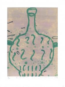 Loosha (GK00 608), Gary Komarin. 2000