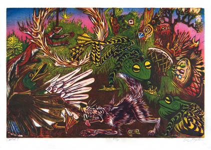 Carnival!, Eric Hagstrom. 1996