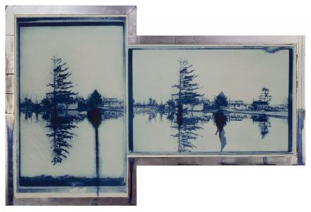 End of the Rain (C), Judy Pfaff. 2000