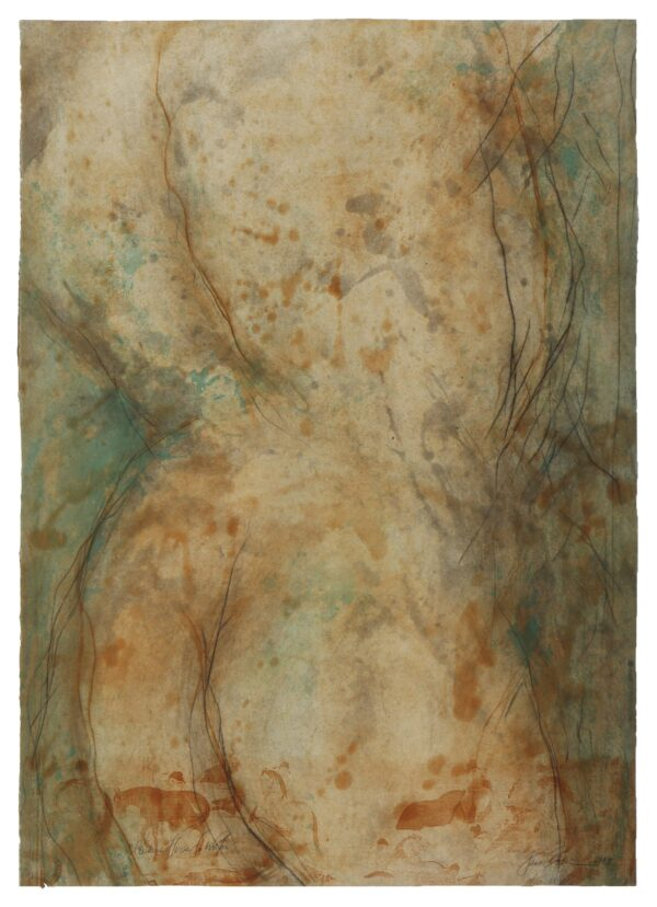 Jane Rosen, Chinese Horse to Water, 2003