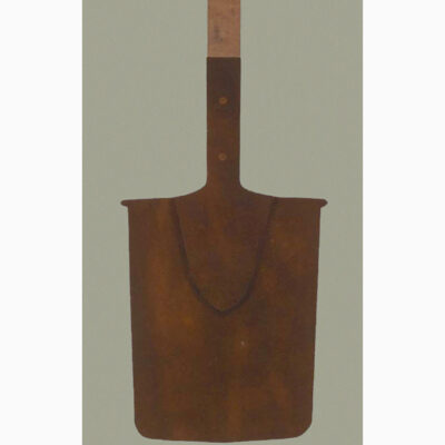 Sam Richardson, A's Shovel, 2001
