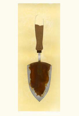 Sam Richardson, A's Trowel, 2001