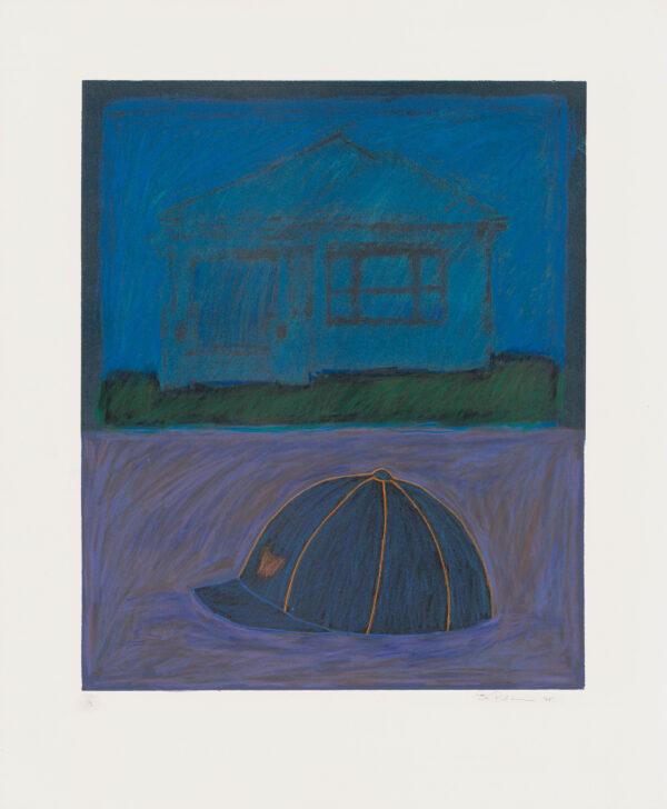 Sam Richardson, Cub Hat, 1996