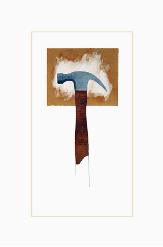 Sam Richardson, School Hammer, 2001