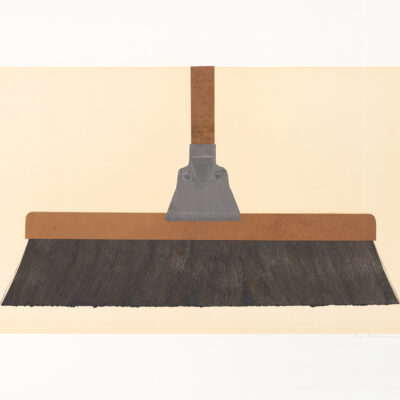 Sam Richardson, Studio Broom, 2001