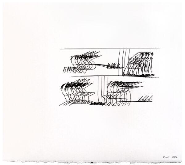 Bill Rock, Hungry Bird (Fast Motion), 2016