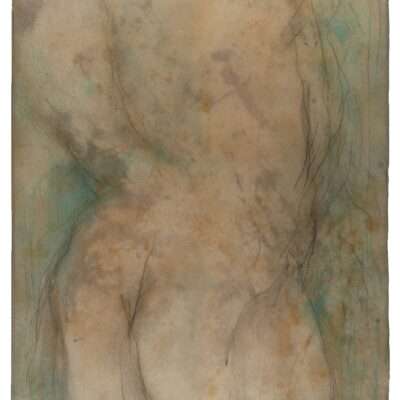 Jane Rosen, Spots & Stains/Chinese Paper, 2003