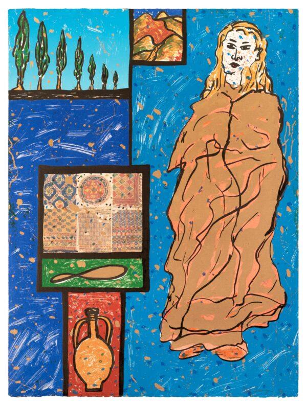 Italo Scanga, Siena, 1994