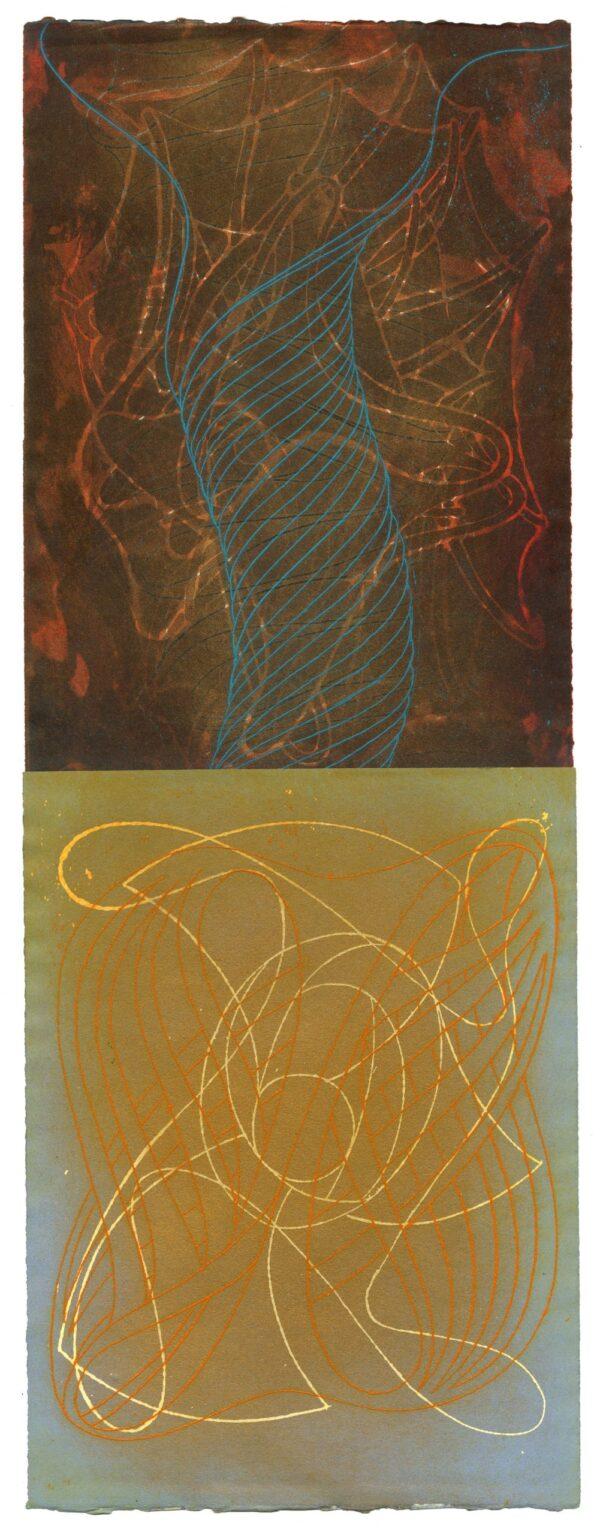 Steven Sorman, in step out of step ii, 1997