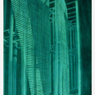 Robert Stackhouse, Blue K.C. Way, 1999