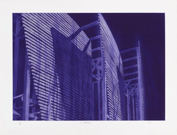 Robert Stackhouse, High K.C. Way, 2000