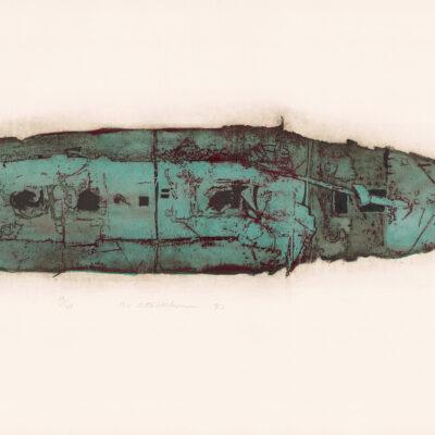 Robert Stackhouse, Titanicprint, 1993