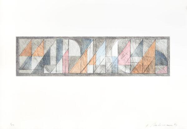 Garo Antreasian, Untitled, 1987
