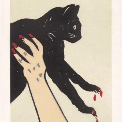 Richard Bosman, Bad Kitty, 2019