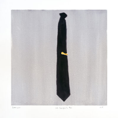 Richard Bosman, DB Cooper's Tie 3, 2019