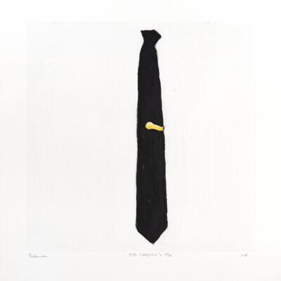 Richard Bosman, DB Cooper's Tie 4, 2019