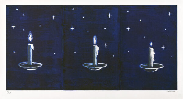 Richard Bosman, Night Light, 1992