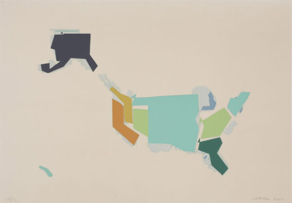Suzanne Caporael, Arbitrary Country, 2007