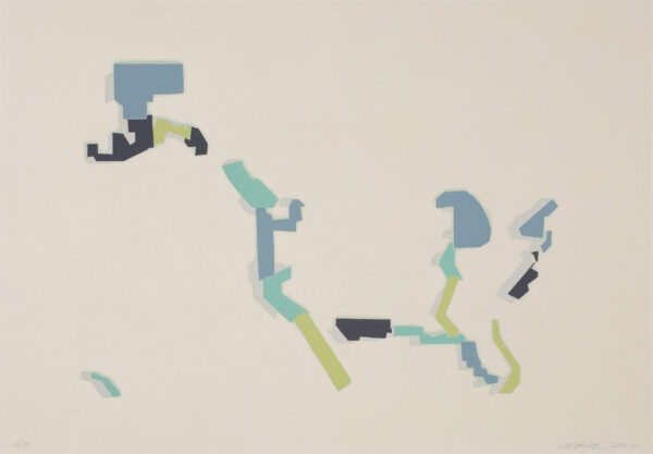 Suzanne Caporael, The Way Around, 2007