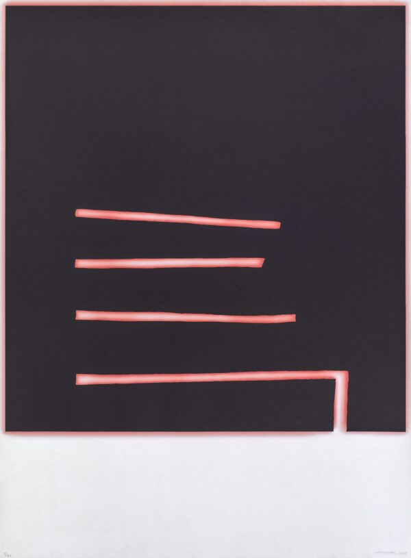 Suzanne Caporael, The Steps, 2011