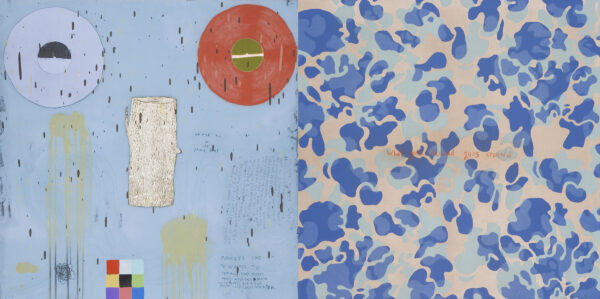 Squeak Carnwath, Once Around, 2006