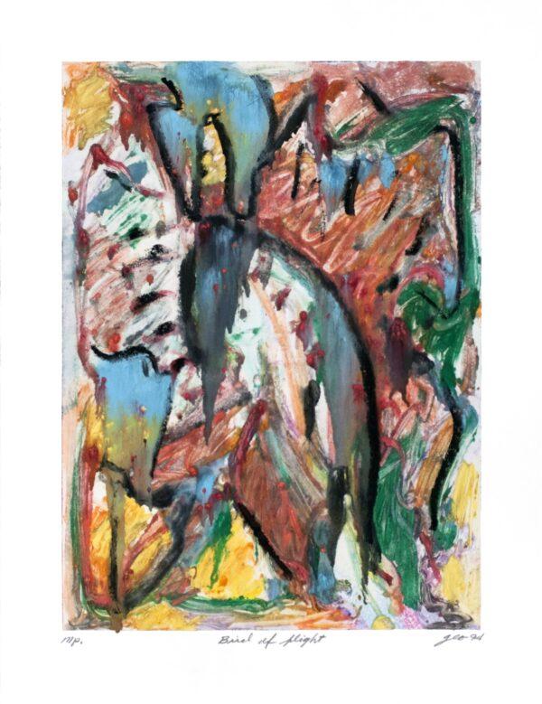 George Cramer, Bird of Flight, 1994