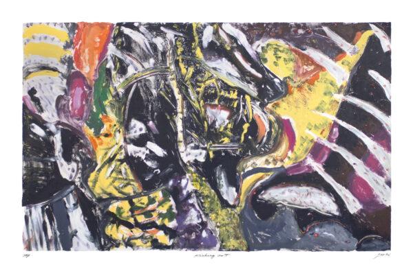 George Cramer, Kicking Out, 1994