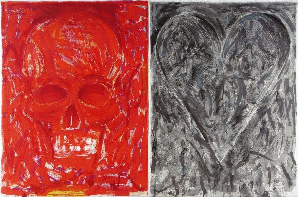 Jim Dine, Heirloom, 2004