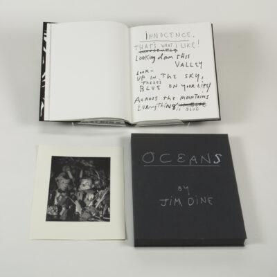 Jim Dine, Oceans, 2005